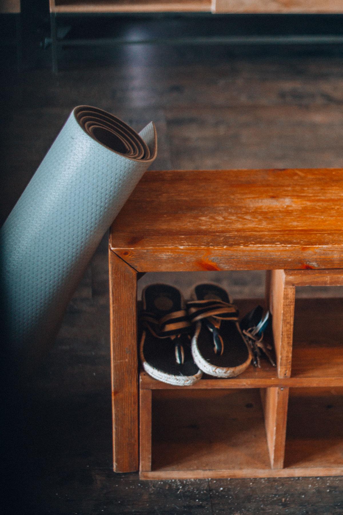 Nahlo Yoga Mat Espadrilles Yoga Shoes Boho Sandals
