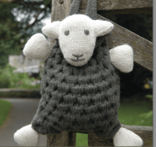 Herdy Rucksack Knit Kit ©The Herdy Company