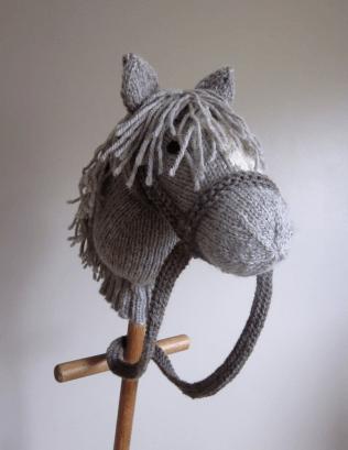 Hobby Horse for Little Knights ©Aurelie Colas
