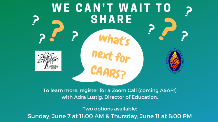 Copy of What's Next for CAARS?