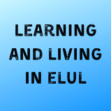 learning in elul