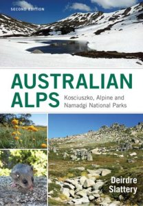 Australian Alps   Kosciuzko, Alpine and Namadgi National parks book cover
