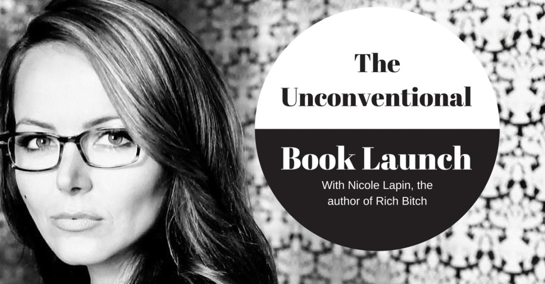 The Unconventional Book Launch