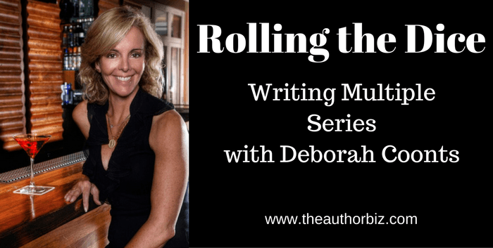 TAB097: Keeping Your Readers Engaged With Multiple Series