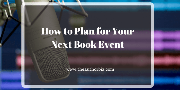 TAB120: How to Plan and Execute a Successful Book Event