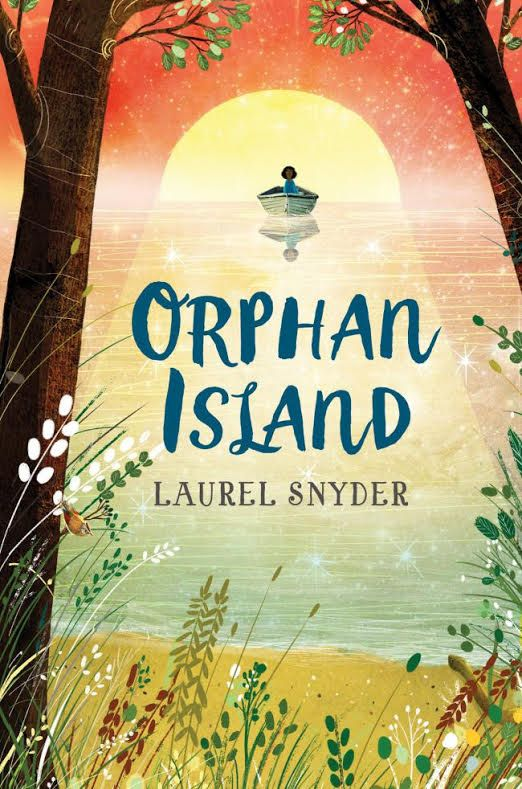 LaureSnyder-OrphanIslandCover