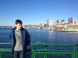 Ferry ride to Bainbridge Island