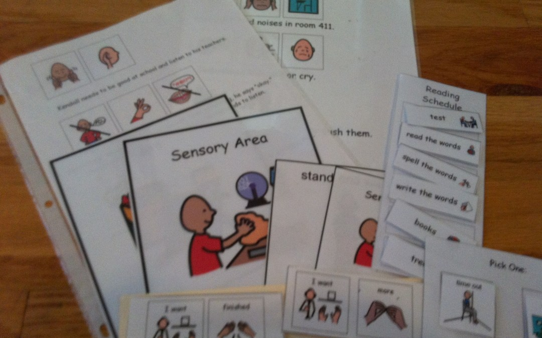 Seven Steps for Setting up a Stellar Autism Classroom: Visuals