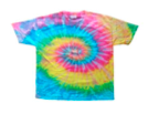 Rainy Day Craft: Tie Dye T-Shirts