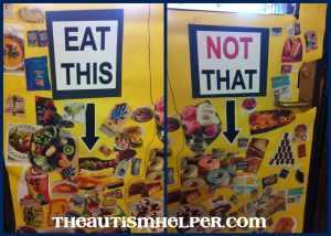 The Autism Helper - Healthy Eating