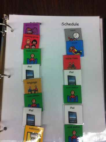 The Autism Helper - Schedules