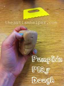 The Autism Helper - Play Dough