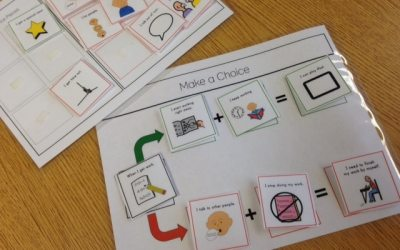 Must-Have Behavior Visuals for Back to School