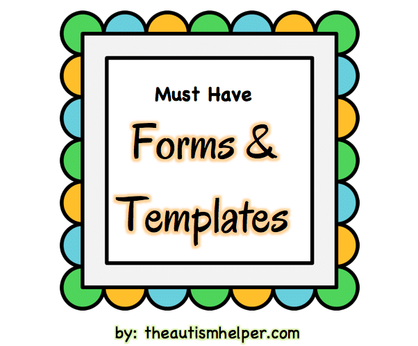 BTSE: Must-Have Forms & Templates