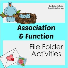 Association and Function File Folders