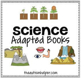 Science Adapted Books