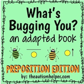 What's Bugging You? Prepositions