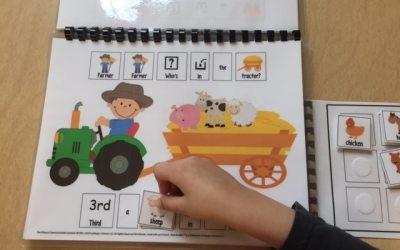 Farmer, Farmer – Who's in the Tractor?