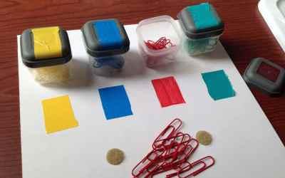 Work Box Task Ideas