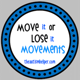 Move It or Lose It {Movements}