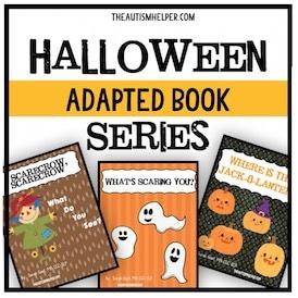 Halloween Adapted Book Series