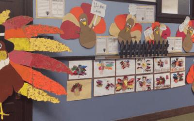 Thanksgiving Persuasive Writing Task