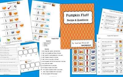 Pumpkin Fluff!