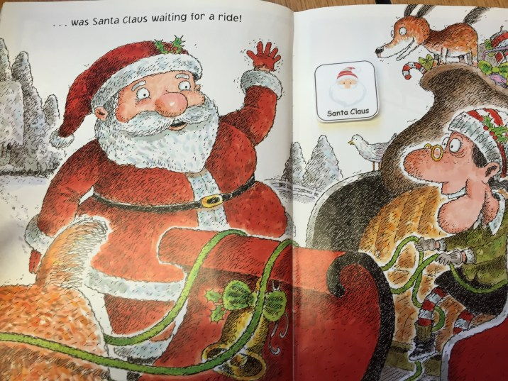 Book Santa Claus