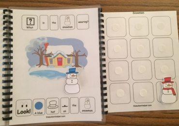 Snowman Book 12