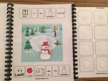 Snowman Book 13