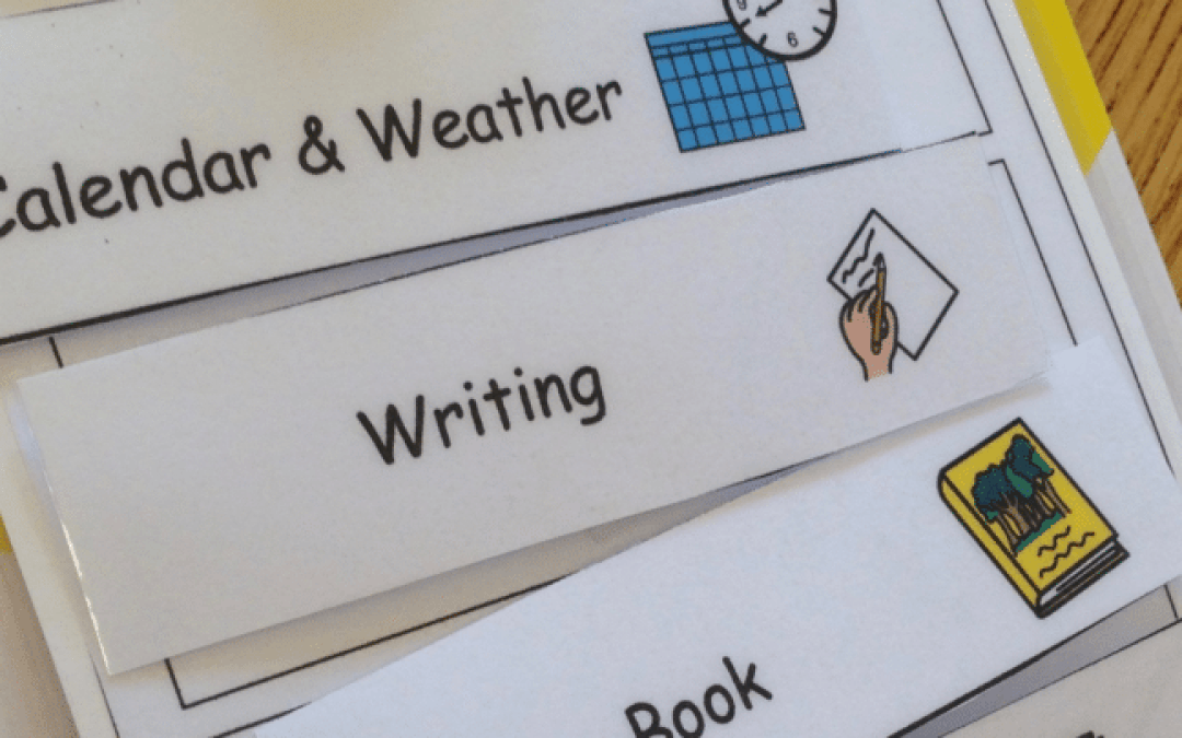 Using Mini Schedules in Your Classroom
