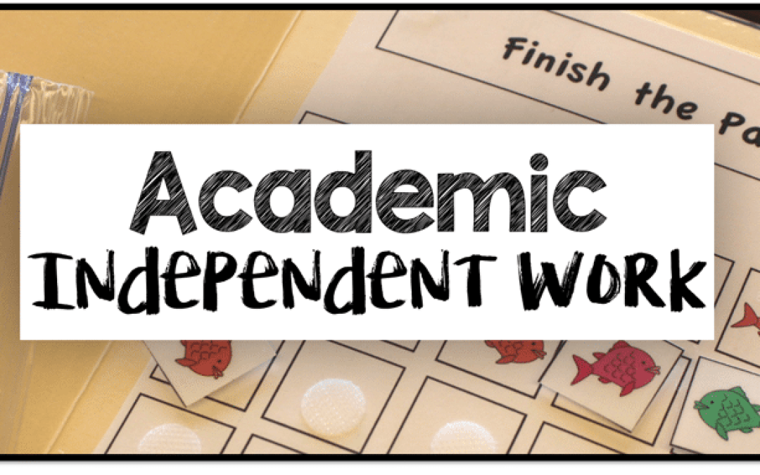 Theme of the Month: Academic Independent Work