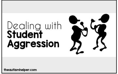 Handling Student Aggression