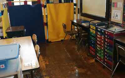 Focus on Five: Setting Up a One-on-One Student Work Area