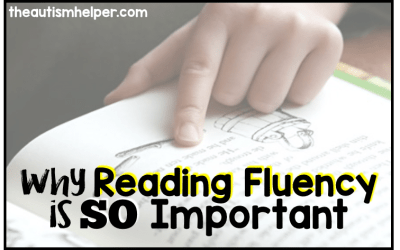 Why Reading Fluency is So Important