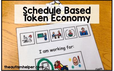Schedule Based Token Boards
