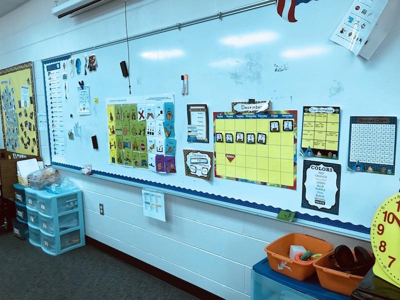 TAH Teacher Spotlight: Jessica's Center Based Classroom