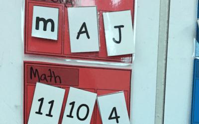 TAH Teacher Spotlight: Abby's 3rd & 4th Grade Classroom!