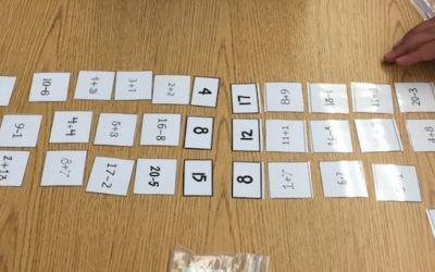 Interactive & Velcro-Free: Math Sorts
