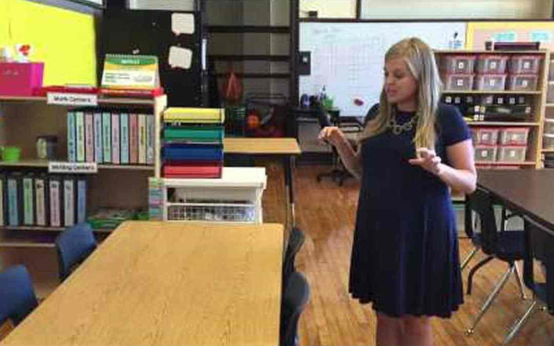 Video Classroom Tour
