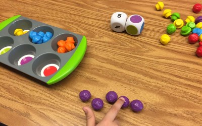 Using Games to Teach Number & Color Concepts to Our Early Learners