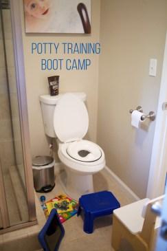Potty Training kids on the Spectrum