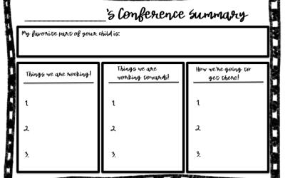 Surviving Parent Teacher Conferences