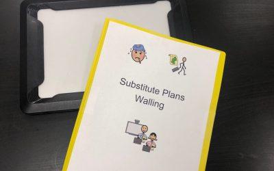 Substitute Planning