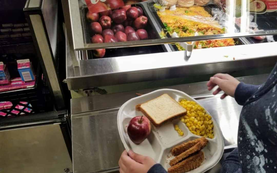 Focus on Five: Making Lunch a Learning Experience