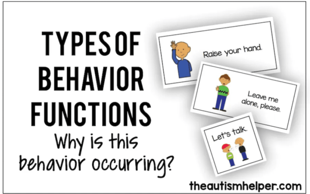 All Behavior is Communicating Something