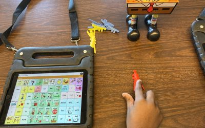 How to use AAC devices while playing games