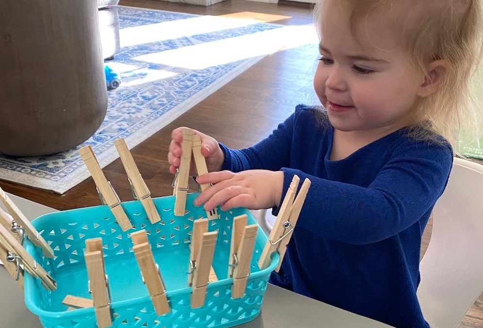 Easy Prep Fine Motor Tasks