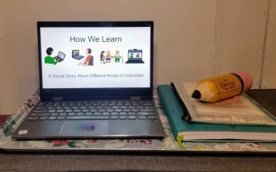 Focus on Five: Writing Social Stories