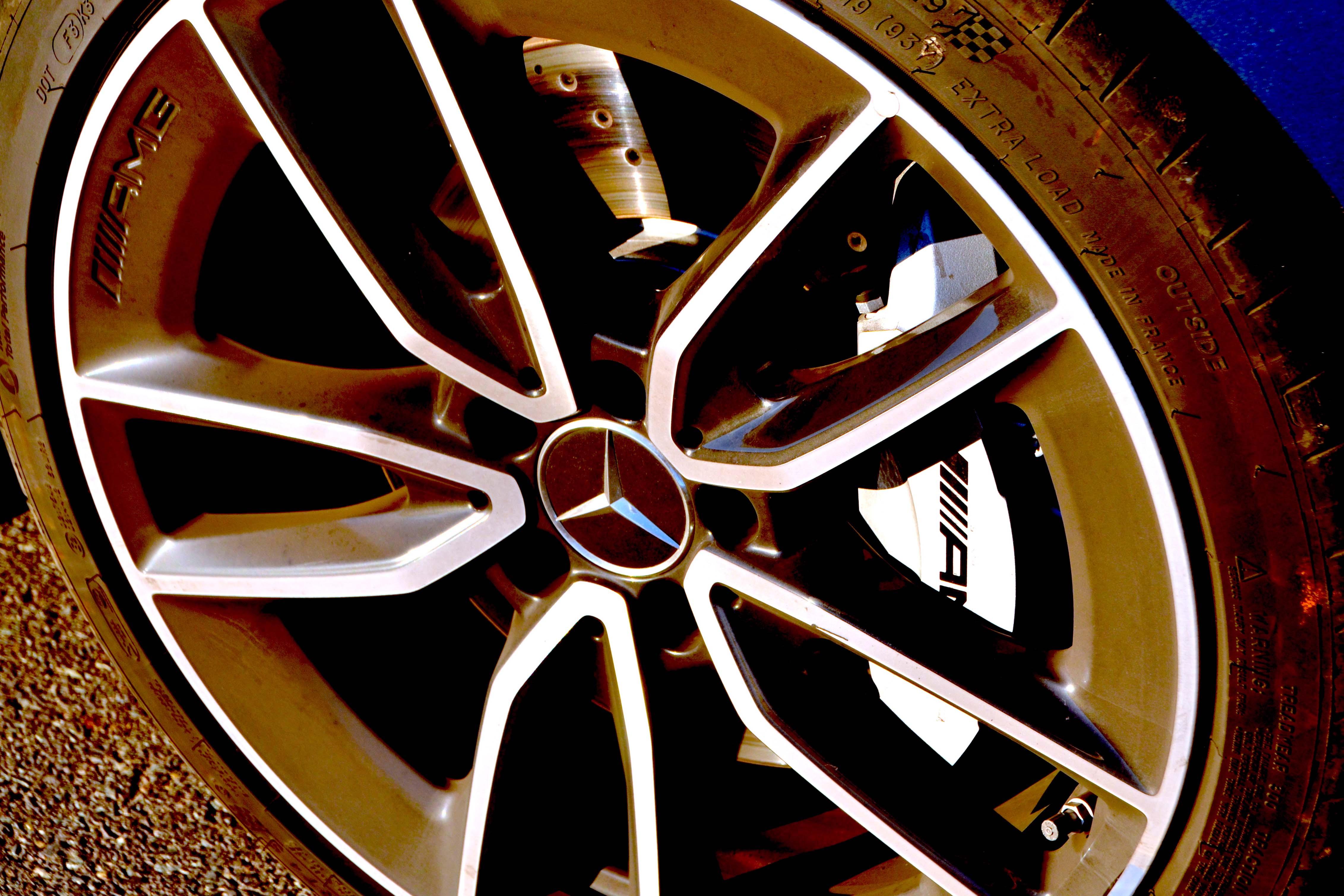 Mercedes CLA 35